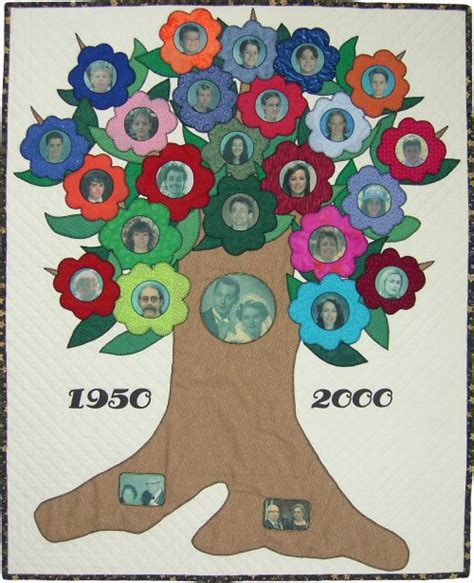 Family Tree Quilt Pattern
