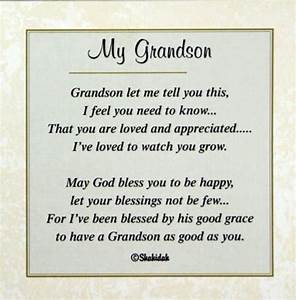 Grandson | Gran... Nanny And Grandson Quotes