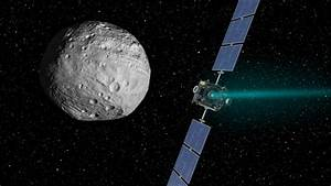 propulsion - Why does the Dawn spacecraft have three ion ...