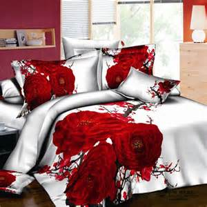 Walmart Bedding Sets Queen by Set Bed Sheet Wedding Luxury Flower Comforter Quilt Duvet