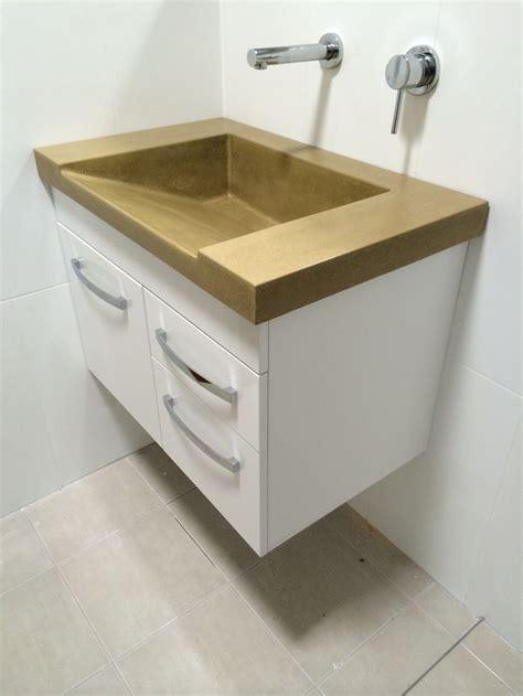 images  polished concrete bathroom vanities