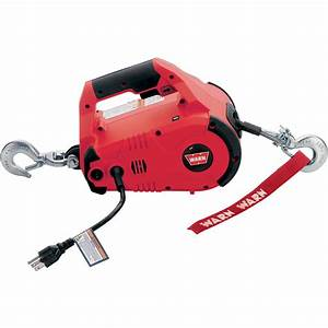 Warn Pullzall 120 Volt Handheld Electric Pulling Tool