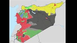 Syrian Civil War Update 2017 - YouTube