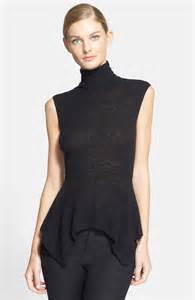 sleeveless turtleneck sweater lanvin sleeveless lightweight turtleneck sweater nordstrom