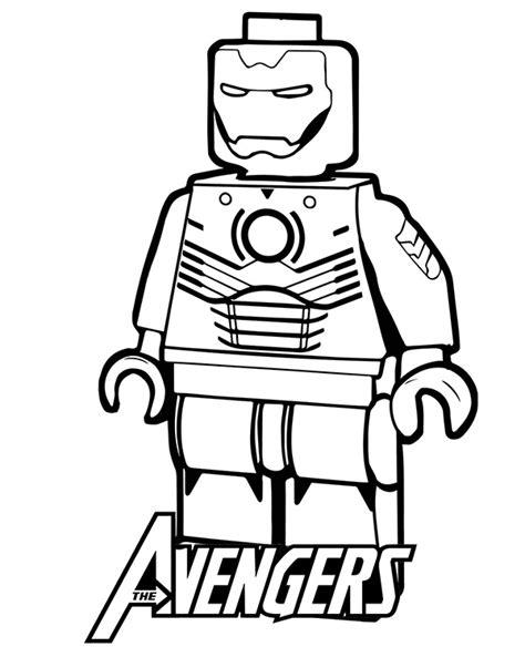 high quality iron man lego minifigure to print for free