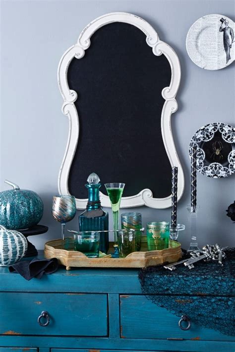 Halloween Cocktail Entertaining + Video {homegoods Shoot