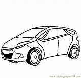 Coloring Pages Cable Holden Hyundai Again Bar Looking Case Don sketch template