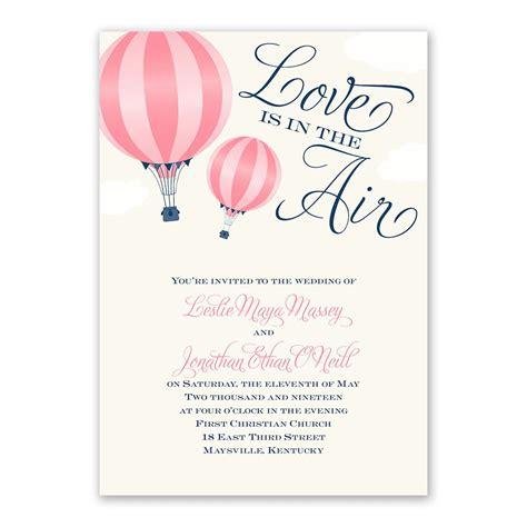 love    air invitation invitations  dawn