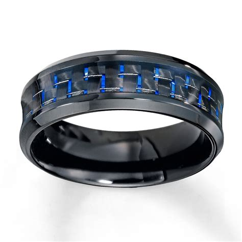 Stylish Mens Wedding Bands Kays  Matvukcom