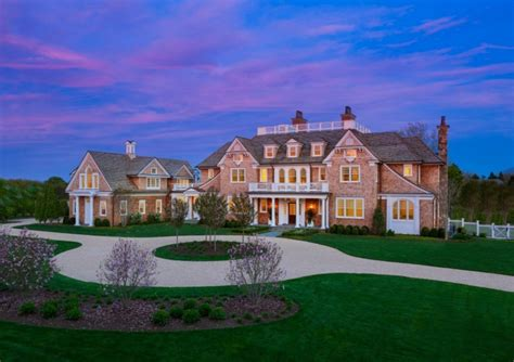A  Million Newly Built Shingle Mansion In