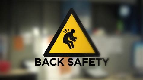 Back Safety 20 Minutes - YouTube