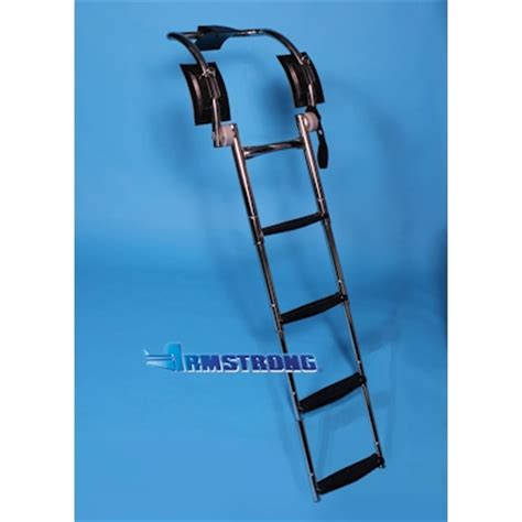 Armstrong Boat Ladder by Armstrong Rigid Boat Rib Boarding Ladder