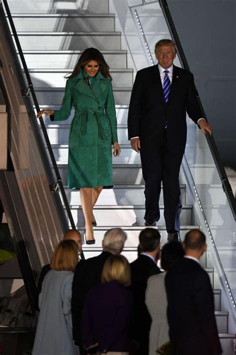 Melania Trump's Most Talked About Looks - Melania Trump ...