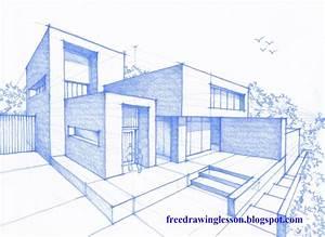 17 dibujos de casas ARQUITECTURA de CASAS PERSPECTIVA