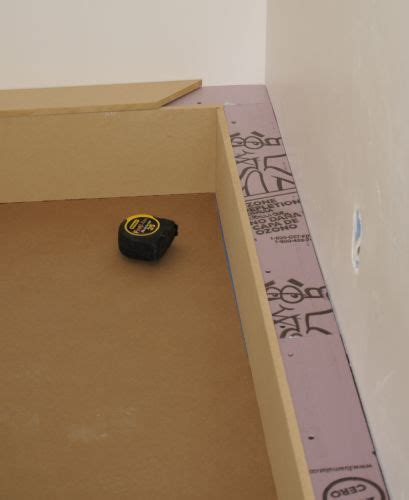 basement   How to finish room with protruding concrete