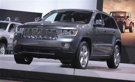 Jeep Grand Cherokee Next Generation
