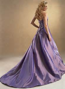 lila brautkleider orchid strapless on purple wedding dresses wedding inspiration trends