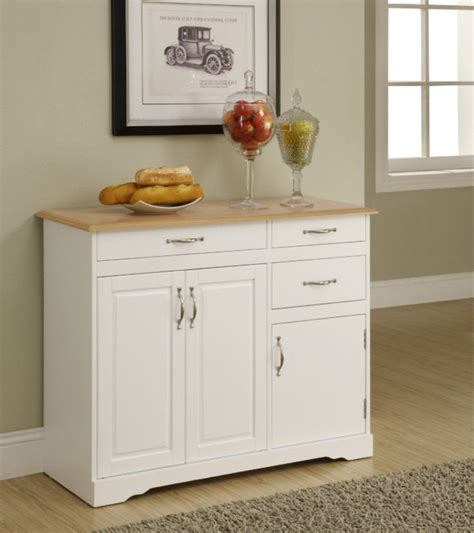 Kitchen Buffet Cabinet by Small White Kitchen Buffet Cabinet Home Furniture Design