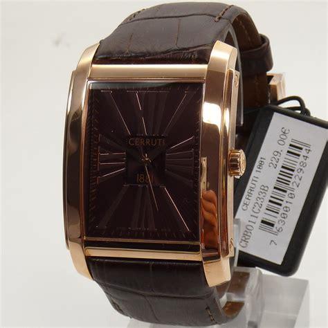 CERRUTI 1881 Uhr Uhren Herrenuhr CRB011C233B rosegold