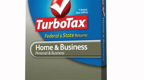 Home and Business TurboTax 2017