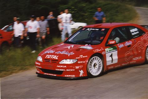 Citroen Rally by Citro 235 N World Rally Team