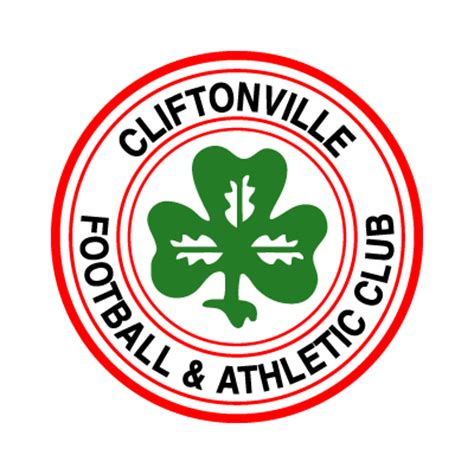 Cliftonville FC logo vector free download - Brandslogo.net