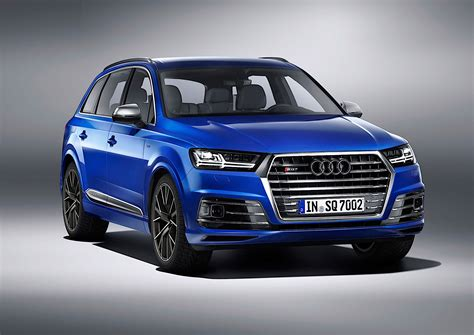 Audi Sq7 Tdi Goes On Sale In Mid-may As Most Powerful