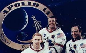 Apollo 14 Lunar Surface Journal : Crew