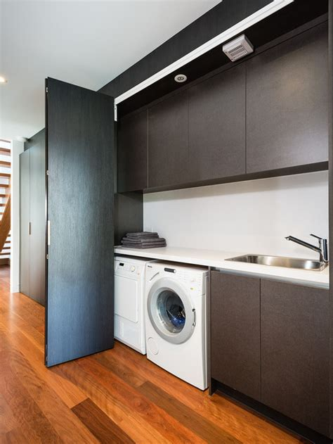 20 Ultramodern Laundry Rooms That Fit Into The Most