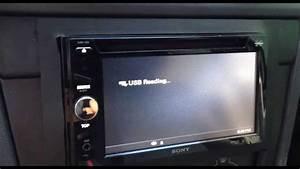 Sony Xav-63 Video Converted   Youtube