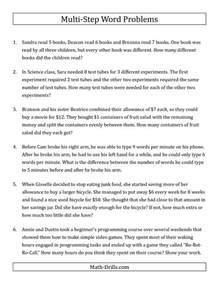 free printable math word problems free worksheets on multiplication word problems multiplication word problem worksheets 4th