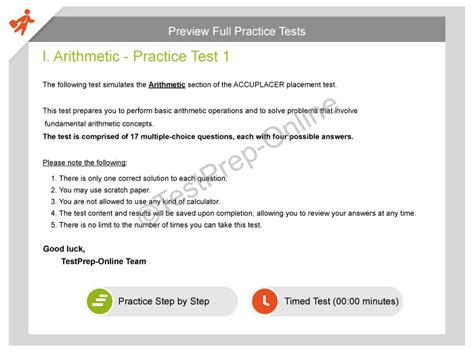 accuplacer scores math english esl essay testprep