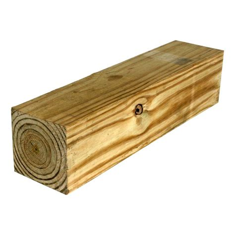buying wood at home depot weathershield 6 in x 6 in x 8 ft 2 pressure treated timber 260691 the home depot
