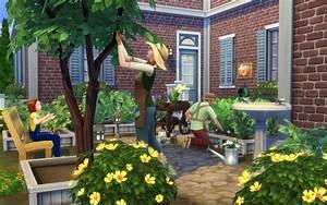 Sims 4 Gartenarbeit : die sims 4 in der mega vorschau ein emotionales leben ~ Lizthompson.info Haus und Dekorationen