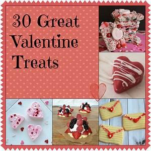 30 Great Valentine Treats
