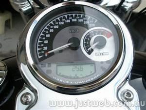 Tacho Harley Davidson Softail : einbau 5 face analog speedometer tachometer in fatbob ~ Jslefanu.com Haus und Dekorationen