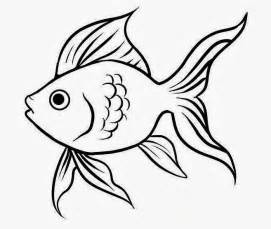 How to Draw a Cute Fish Drawing