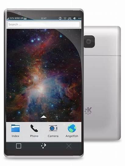 Plasma Mobile Kde Shell Nano Linux Pinephone