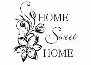Home Sweet Home Schriftzug : wall stickers home sweet home pesquisa google vinil svg files silhouette pinterest ~ A.2002-acura-tl-radio.info Haus und Dekorationen