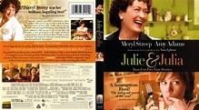 Julie & Julia - Movie Blu-Ray Scanned Covers - Julie Julia ...