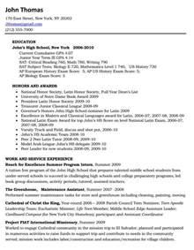 college scholarship resume objective exles college admission resume template college admission resume help exle of college resume