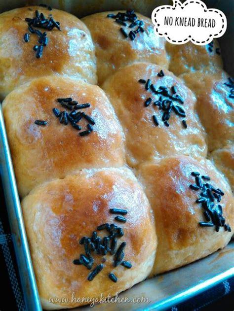 Panganan ini memang begitu banyak diminati mulai kalangan anak kecil. Resep Roti Empuk dan Lembut Tanpa diuleni (No knead bread) - Haniya Kitchen