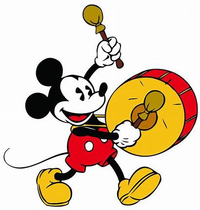 Mickey Mouse Clipart Disney Minnie Clip Drum