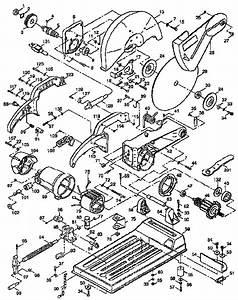 Milwaukee Model 6175 Cut