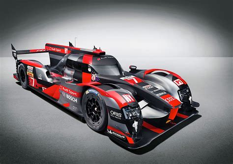 Audi Unveils New R18 Its Lmp1 Racer For The 2018 World