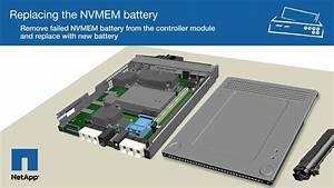 Replacing The Nvmem Battery In Fas2552 Systems