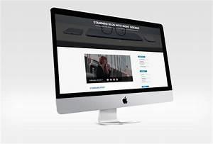 Free iMac Mockup | Free Mockups, Best Free PSD Mockups ...