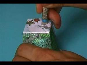 Faire Une Tirelire : cr er une tirelire tintin avec un emballage de fromage de ch vre youtube ~ Nature-et-papiers.com Idées de Décoration