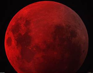 Red Moon Photos | HD Wallpapers Pulse