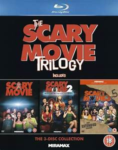 Scary Movie 1-3 (Includes Scary Movie 3 Extended Version